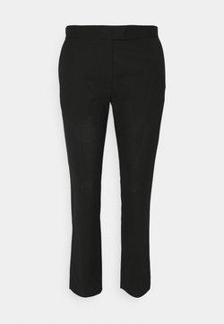 PS Paul Smith - WOMENS TROUSERS - Spodnie materiałowe - black