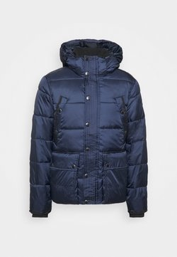 Q/S designed by - LANGARM - Winterjacke - dark blue