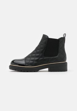 Dorothy Perkins - QUILT CHELSEA - Ankle Boot - black
