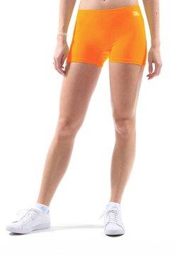SPORTKIND - kurze Sporthose - orange