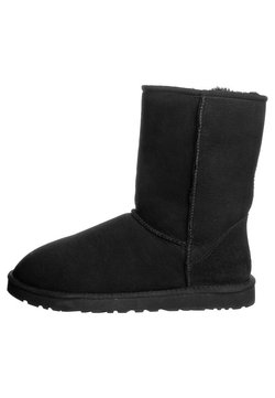 UGG - CLASSIC SHORT - Snowboot/Winterstiefel - black