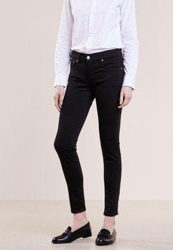 Polo Ralph Lauren - SUPER SKINNY - Jeans Slim Fit - black