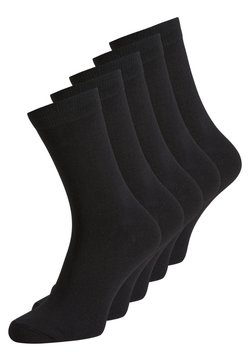 Jack & Jones - 5 PACK - Socken - black