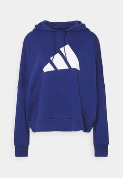 adidas Performance - HOODIE - Sweatshirt - victory blue