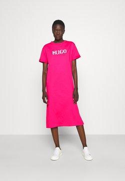 HUGO - NAILY - Maxikleid - bright pink