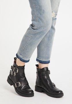 DreiMaster - Ankle Boot - black