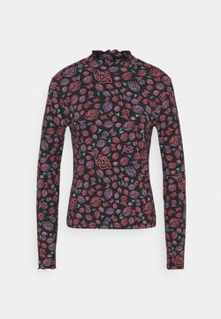 Wrangler - LONGSLEEVE HIGH NECK - Langarmshirt - multi-coloured