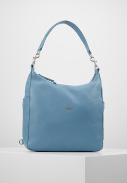 Bree - NOLA BACKPACK - Tagesrucksack - provencial blue