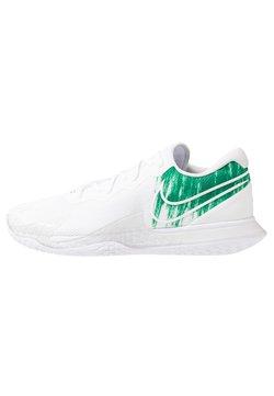 Nike Performance - AIR ZOOM VAPOR CAGE 4 - Scarpe da tennis per tutte le superfici - white/clover