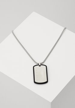 BOSS - Necklace - silver-coloured