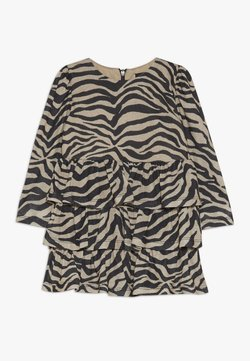 Bardot Junior - ZEBRA RARA DRESS - Jerseykleid - tan