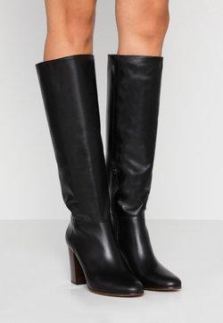 maje - Stiefel - noir