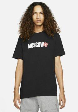 Jordan - T-shirt con stampa - black