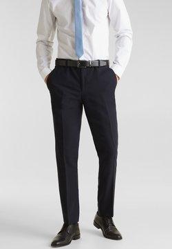 Esprit Collection - Pantaloni eleganti - dark blue