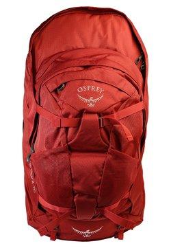 Osprey - FARPOINT - Trekkingrucksack - jasper red