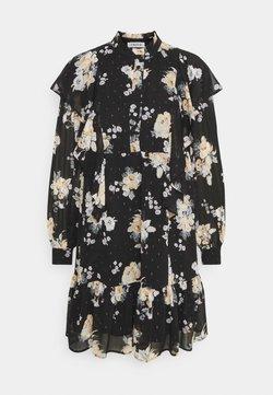 EDITED - KENLEY DRESS - Freizeitkleid - schwarz/mischfarben