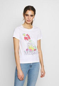 ONLY - ONLDISNEY MIX  - T-Shirt print - white