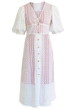 ANNA ETTER - Sukienka koktajlowa - white