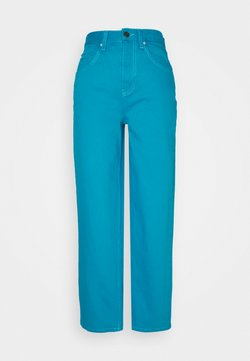 BDG Urban Outfitters - MODERN BOYFRIEND - Jeans Relaxed Fit - turquoise