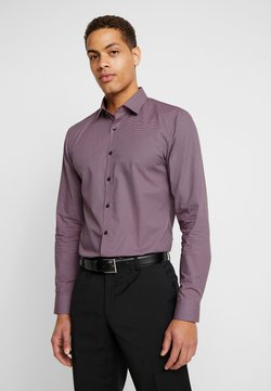 OLYMP - OLYMP NO.6 SUPER SLIM FIT  - Businesshemd - rot