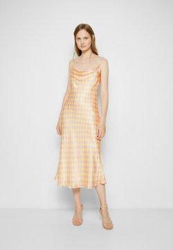 Olivia Rubin - AUBREY - Sukienka koktajlowa - pink/yellow