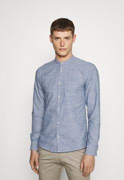 Q/S designed by - LANGARM - Camicia - blue