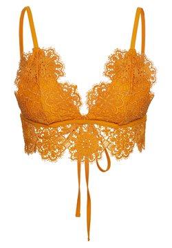 Wolf & Whistle - TRIANGLE - Bikinitop - orange