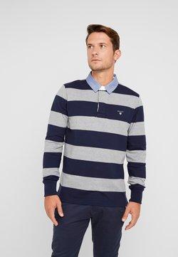 GANT - ORIGINAL HEAVY RUGGER - Poloshirt - grey melange