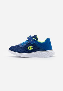Champion - LOW CUT SHOE SOFTY - Trainings-/Fitnessschuh - royal blue
