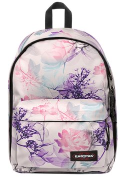 Eastpak - OUT OF OFFICE/FLOWER-RAY - Reppu - pink ray