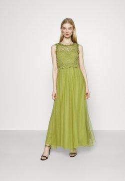 Vila - VILYNNEA DRESS - Iltapuku - green olive