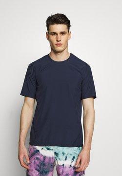 Houdini - WEATHER TEE - T-Shirt basic - bucket blue