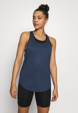 Cotton On Body - TRAINING TANK - Top - dark indigo marle