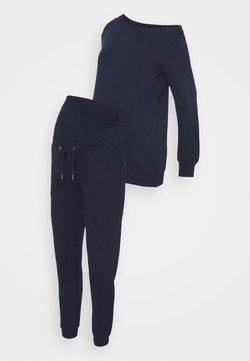 Anna Field MAMA - Sweatshirt - dark blue