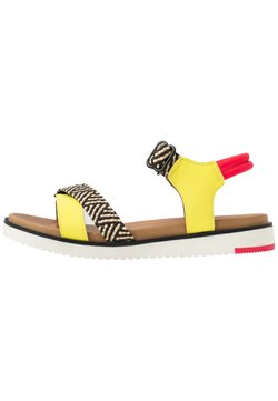 Call it Spring - STILTIA - Sandalias - medium yellow