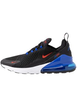 Nike Sportswear - AIR MAX 270 ESS - Sneaker low - black/chile red/hyper royal/white