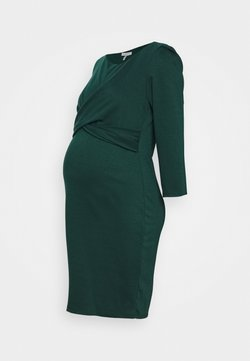 Envie de Fraise - AUDREY - Vestido ligero - dark green