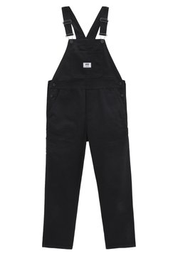 Vans - WM GROUND WORK OVERALL - Tuinbroek - black