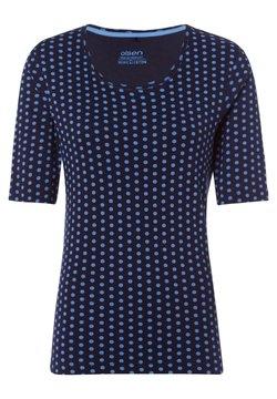 Olsen - T-Shirt print - dunkelblau