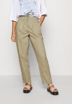 Topshop - ELLA MENSY - Relaxed fit jeans - khaki