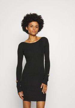 Patrizia Pepe - Vestido de punto - nero