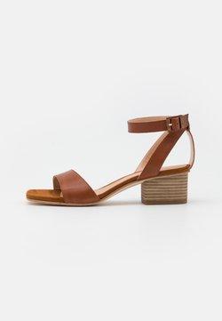 Unisa - KRUCES - Sandals - saddle
