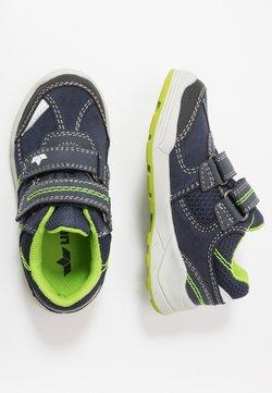 LICO - ASHOKA - Sneakers laag - marine/lemon