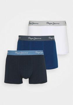 Pepe Jeans - ZARED 3 PACK - Shorty - indigo/navy/white
