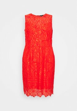 CAPSULE by Simply Be - DRESS - Cocktail dress / Party dress - red