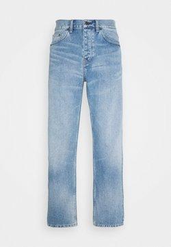 Carhartt WIP - NEWEL PANT MAITLAND - Jean boyfriend - blue light used wash