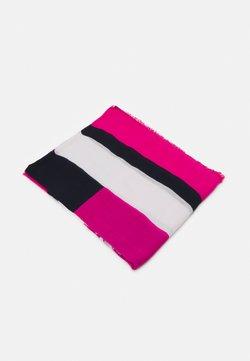 Tommy Hilfiger - MONOGRAM SQUARE - Foulard - pink
