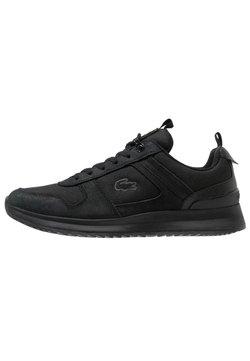 Lacoste - JOGGEUR 2.0 - Sneaker low - black