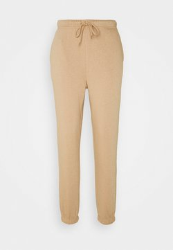 Pieces - PCCHILLI PANTS - Jogginghose - warm taupe