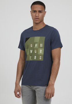 Blend - AMISK - T-shirts print - dress blues